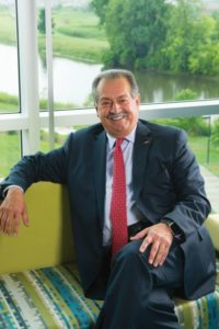 Dow CEO, Andrew Liveris