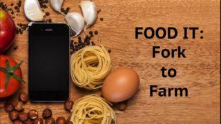Food IT Fork-to-Farm