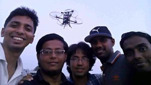 Aarav-Unmanned-Systems-team