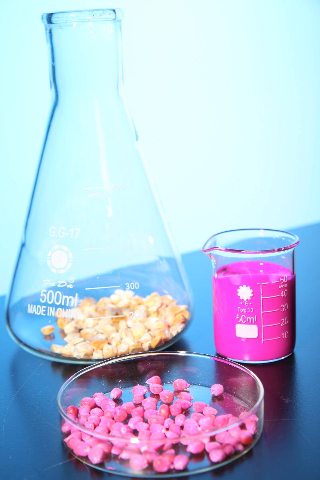 Rotam Corn  seed treatment formulation