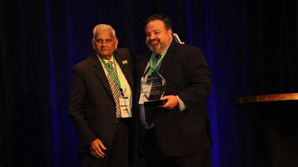 Pradip Dave award